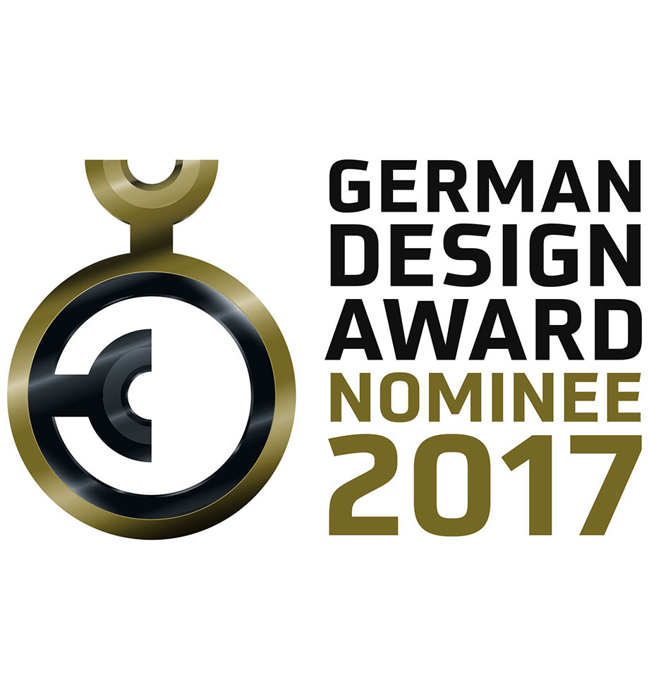 German Design Award Nominee 2017