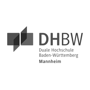 Logo DHBW Duale Hochschule Baden-Württemberg Mannheim