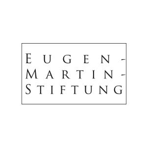 Logo Eugen-Martin-Stiftung