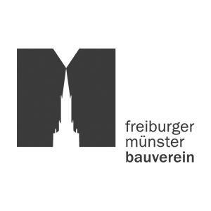Logo Freiburger Münsterbauverein