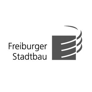 Logo Freiburger Stadtbau