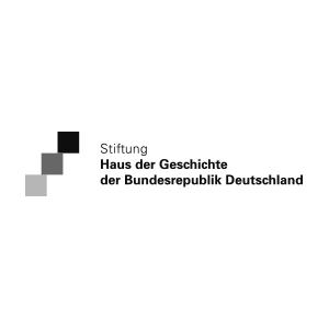 Logo Stiftung Haus der Geschichte der Bundesrepublik Deutschland