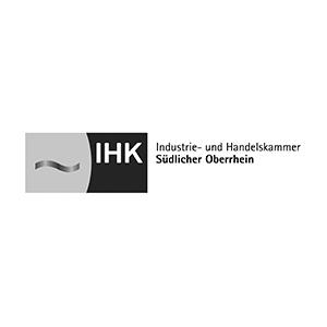 Logo der Industrie- und Handelskammer (IHK) Südlicher Oberrhein