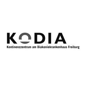 Logo von KODIA. Kontinenzzentrum am Diakoniekrankenhaus Freiburg