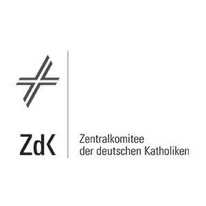 Logo ZdK Zentralkomitee der deutschen Katholiken