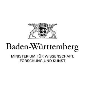 Logo des Ministeriums für Wissenschaft, Forschung und Kunst Baden Württemberg
