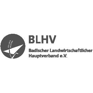 Logo BLHV, Badischer Landwirtschaftlicher Hauptverband e.V.