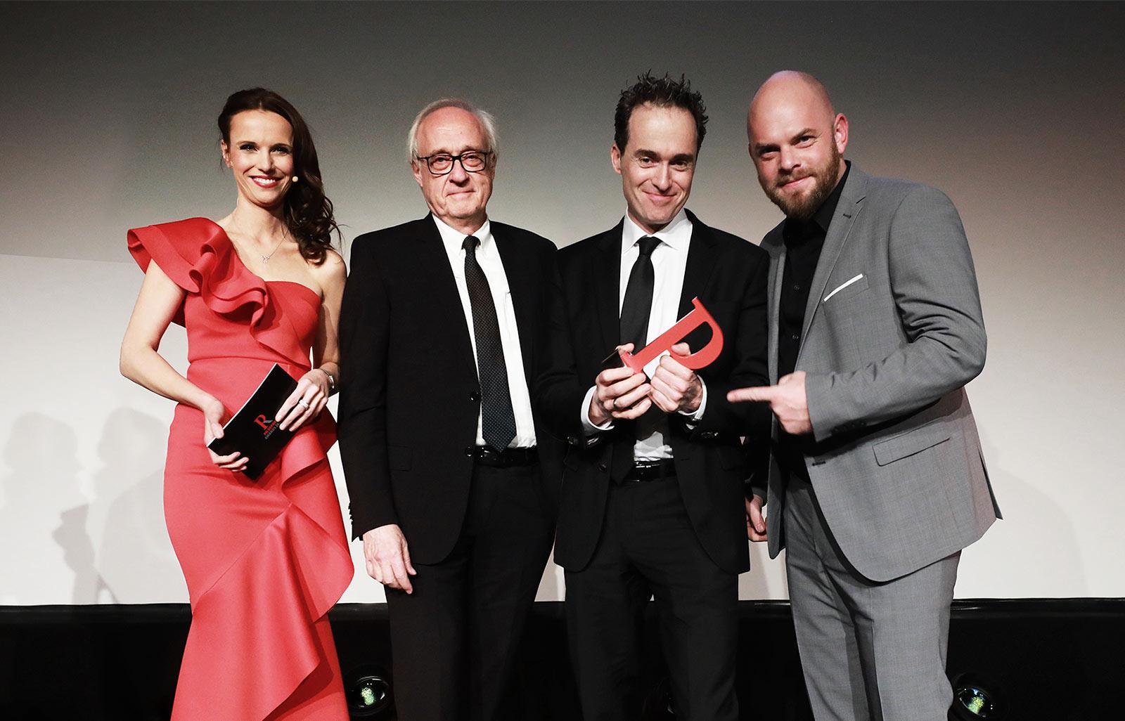 S+P gewinnt den PR Report Award 2019 für die Kampagne