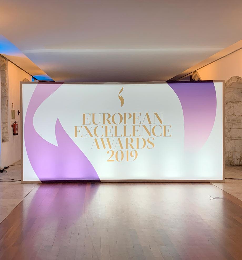 S+P in Lissabon: die European Exellence Awards rufen