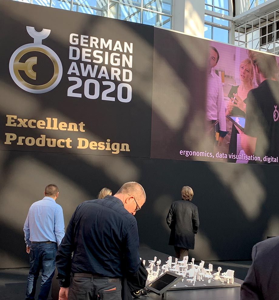 Impressionen German Design Award