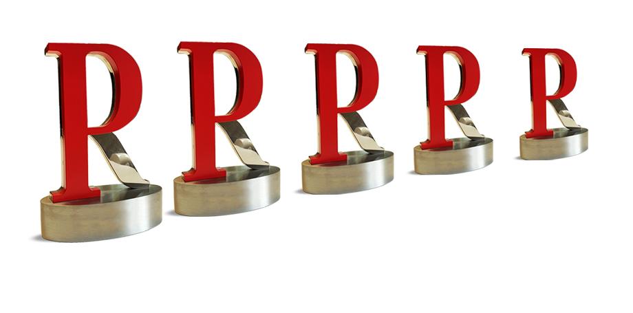 Fünf mal PR Report Award Finalisten
